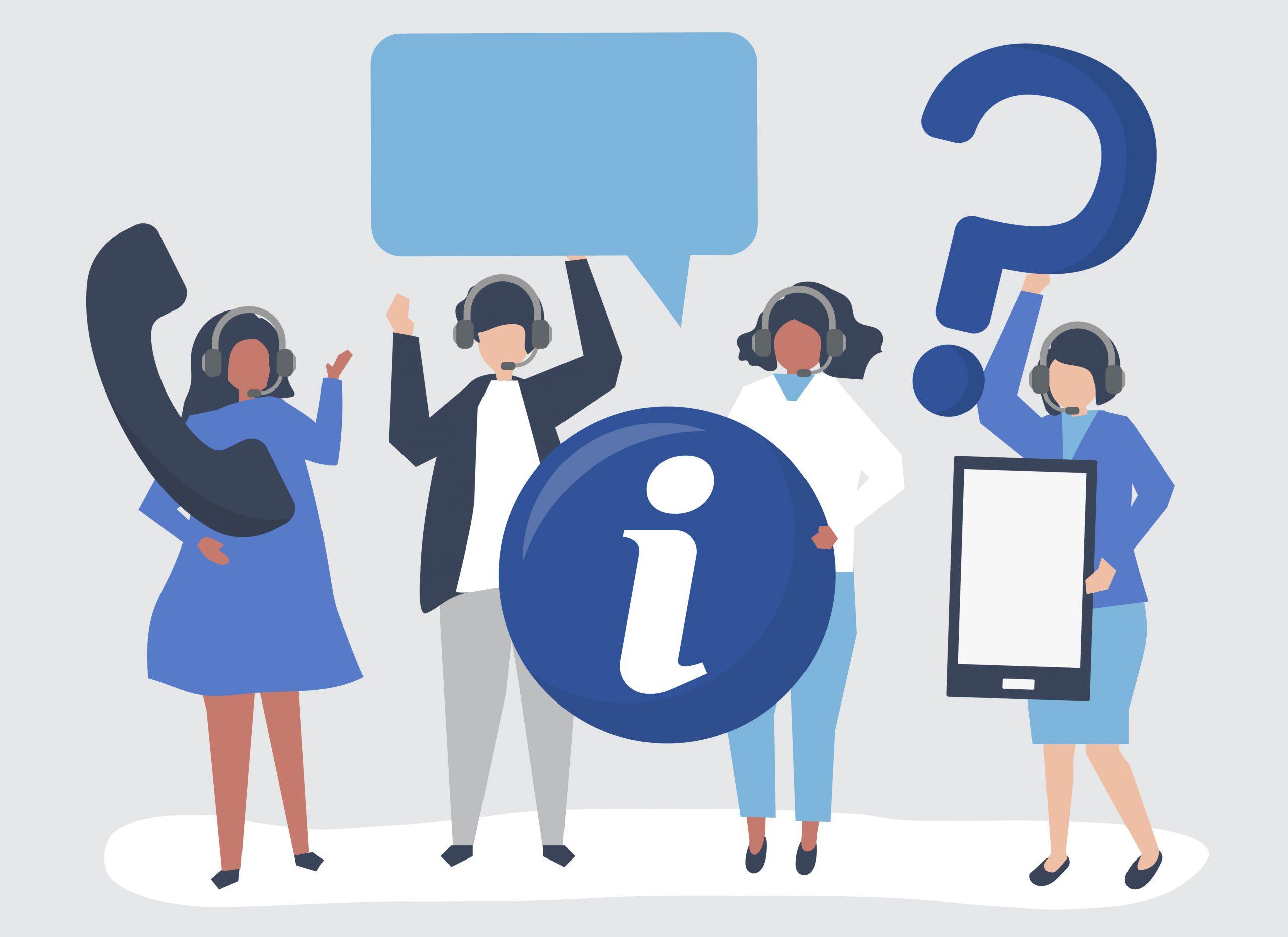 De drie pijlers van klantgerichte communicatie