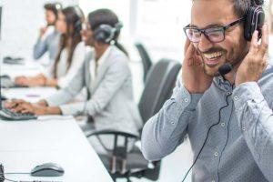 Service contact als commerciële kans